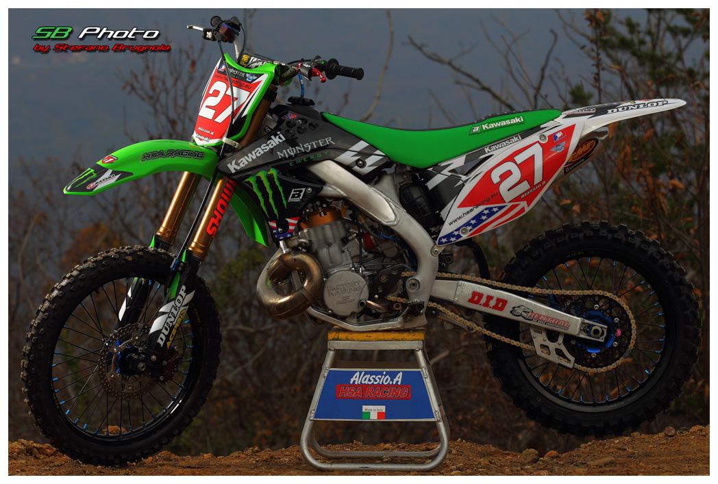 Picture 217 « » Kawasaki 500Af (Honda Engine)